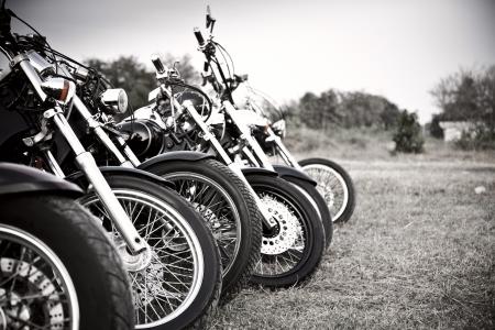 moteros: Bicicletas en el show de bicicleta