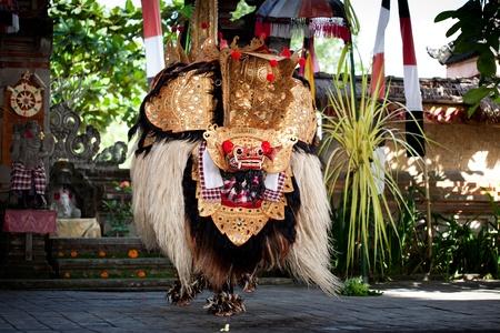 ramayana: The Barong Dance of Bali Indonesia