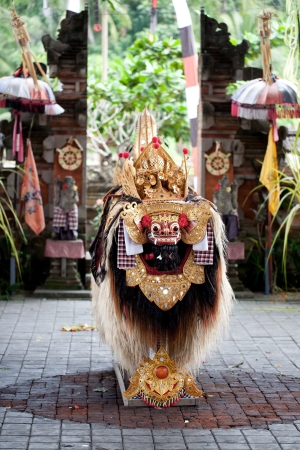 ceremonial: The Barong Dance of Bali Indonesia