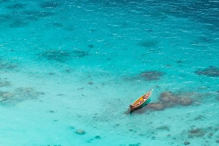 similan islands: Tropical island paradise bay, Andaman sea, Thailand.