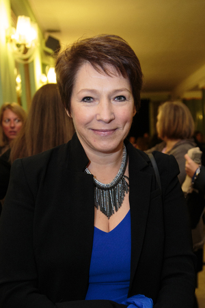 context: MOSCOW - NOVEMBER, 26: Tatyana Yumasheva. Festival of  Contemporary choreography Context. Diana Vishneva at The Theatre of Mossovet. November 26, 2014 in Moscow, Russia
