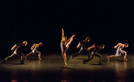 "coreografia: MOSC� - noviembre, 26: Festival de la coreograf�a contempor�nea ""Contexto Diana Vishneva."" En el Teatro de Mossovet. 26 de noviembre 2014 en Mosc�, Rusia"