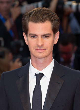 Andrew Garfield  at the premiere of Hacksaw Ridge at the 2016 Venice Film Festival. September 4, 2016  Venice, Italy
