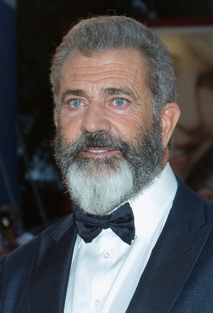 mel: Mel Gibson  at the premiere of Hacksaw Ridge at the 2016 Venice Film Festival. September 4, 2016  Venice, Italy Editorial