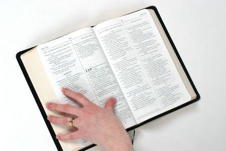 writing western: Open Bible