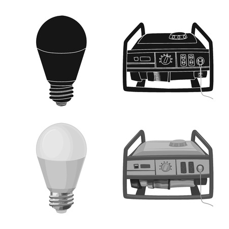 284 Diesel Generator Stock Illustrations, Cliparts And Royalty Free