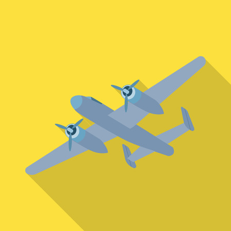 Isolated object of plane and transport symbol. Set of plane and sky stock symbol for web.