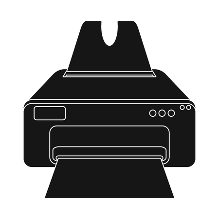 Vector design of laptop and device icon. Set of laptop and server vector icon for stock. Illustration