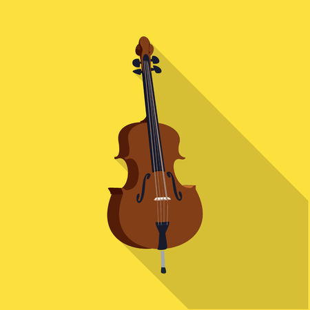 Vector design of music and tune icon. Set of music and tool stock vector illustration. Banque d'images - 115459043