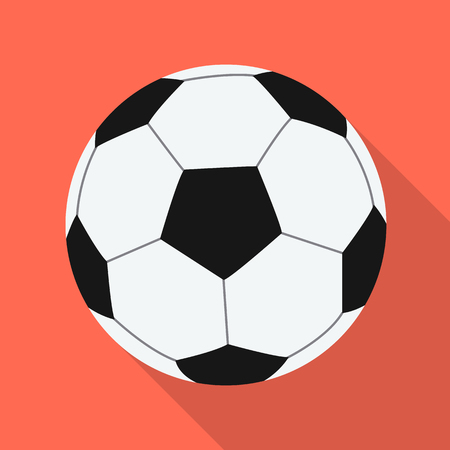 Isolated object of soccer and gear symbol. Set of soccer and tournament stock vector illustration.