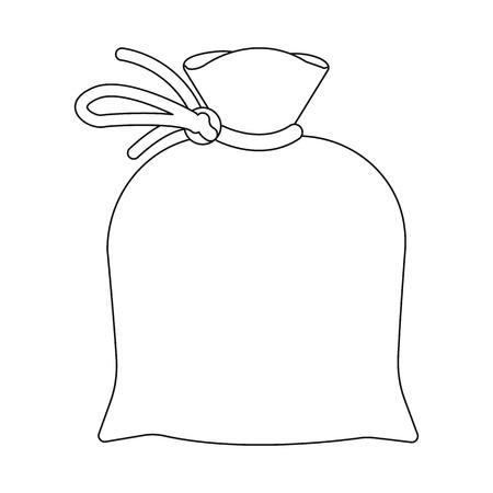 Vektordesign des Koffer- und Gepäcklogos. Koffer- und Reiseaktiensymbol für das Web.