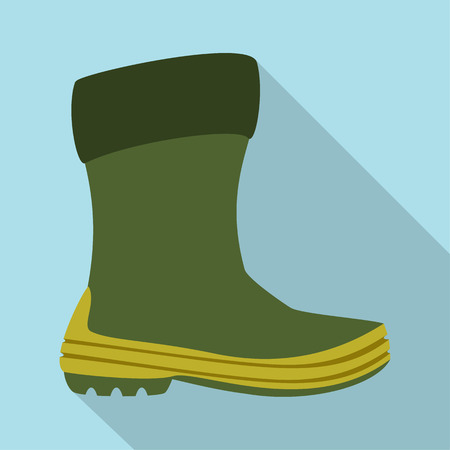 Vector illustration of shoe and footwear icon. Set of shoe and foot stock symbol for web.