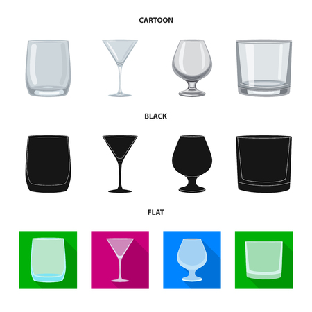 Isolated object of form and celebration symbol. Collection of form and volume vector icon for stock.