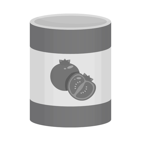Isolated object of paste and tomato sign. Collection of paste and pasta stock vector illustration.
