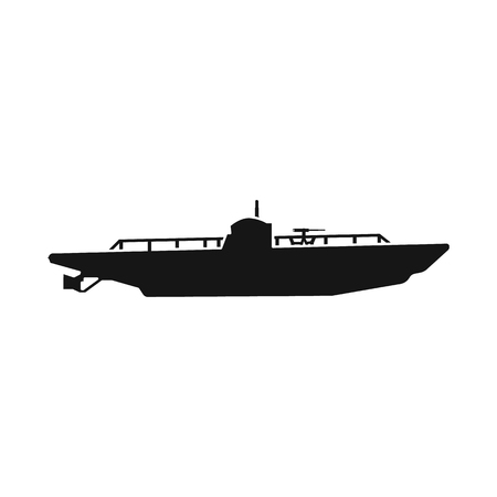 Vector design of technology  and fleet icon. Collection of technology  and navy stock symbol for web.