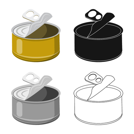 Vector design of dump  and sort logo. Set of dump  and junk vector icon for stock.