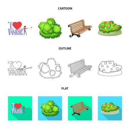bitmap illustration of urban and street symbol. Collection of urban and relaxation stock bitmap illustration.