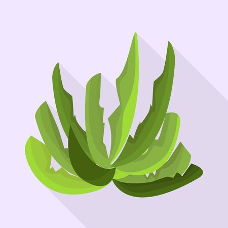 Vector design of bush and green  . Set of bush and growth vector icon for stock.
