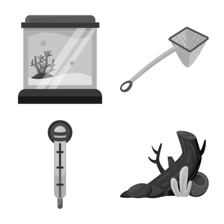 Vector design of equipment and care icon. Collection of equipment and hobby stock vector illustration.