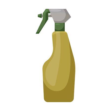 Detergent vector icon.Cartoon vector icon isolated on white background detergent. Vector Illustratie