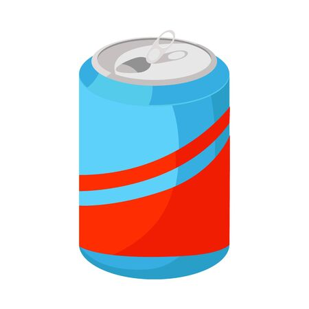 Vector design of bottle and soda icon. Set of bottle and tipple stock symbol for web.