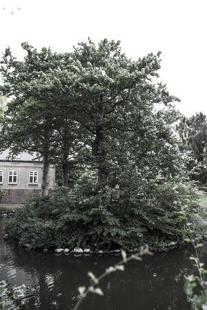 The small fortification in Skelde, Denmark