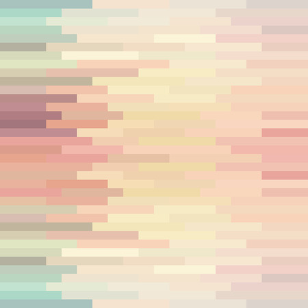vector background  pastel horizontal thin stripes pattern in soft pastel colors