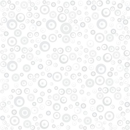 vector illustration of very light gray shades circles for abstract banners and background