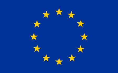 europa: Flag of European union