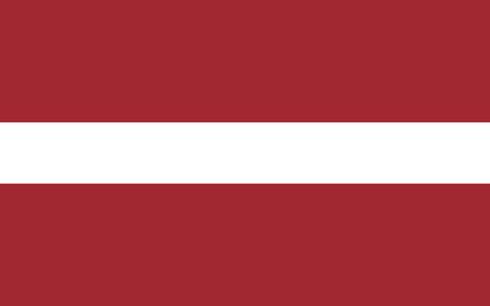 latvia flag: Latvia flag Illustration