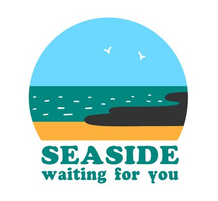 seaside are waiting for you