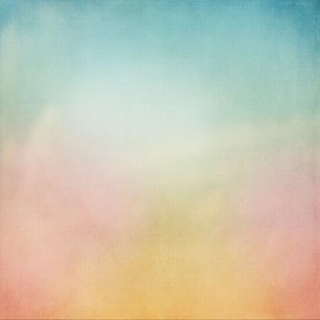 Vintage colorful background Standard-Bild