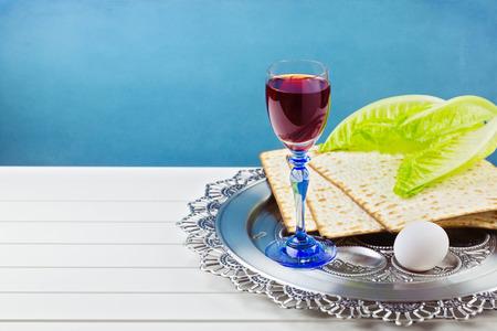 matzoth: Jewish Paasover holiday