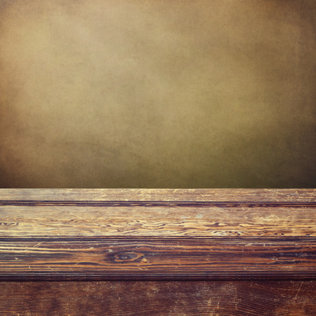 contadores: Vintage fondo de madera counter