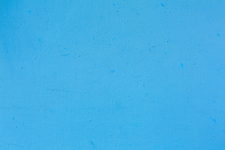 Blue painted wall texture background