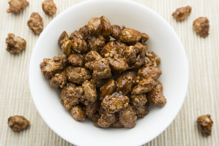 FOODIES: Homemade Roasted Almonds