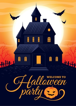 happy house: Halloween house party