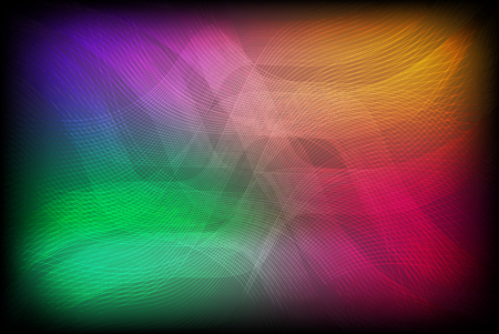 variation: Background with colorful gradients and white grids variation. Stock Photo