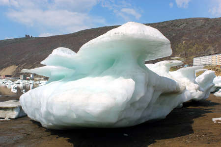ice floe photo