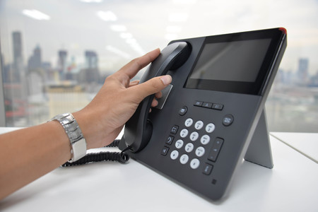 IP Phone - technology of voice