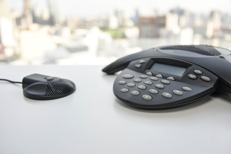 ip: IP Phone - Conference device
