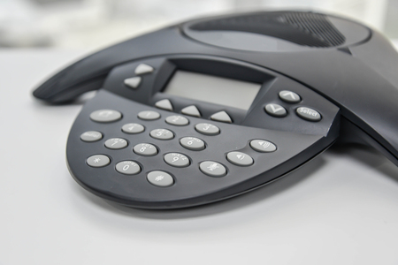 IP Phone for conference Banco de Imagens - 50367621