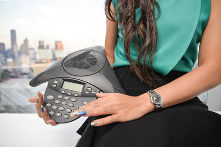 ip: IP Phone for conference