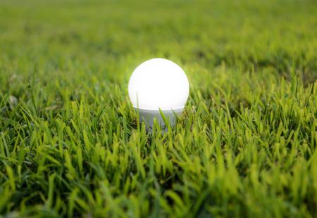 led lighting: LED Bulb with lighting- The lighting Technology