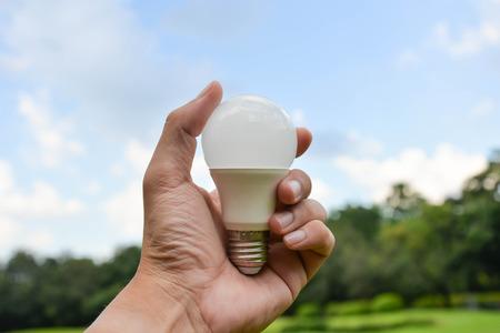 led lighting: LED Bulb - The lighting Technology
