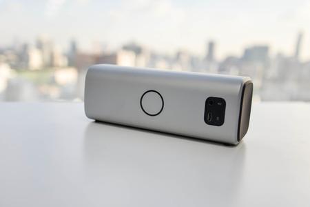Wireless Speaker - New sound technology Banco de Imagens