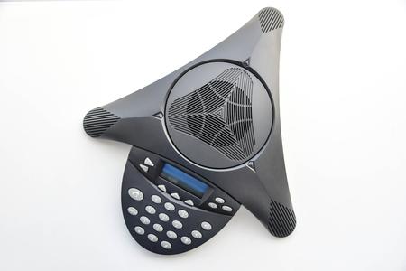 IP-Telefon für Konferenz Lizenzfreie Bilder