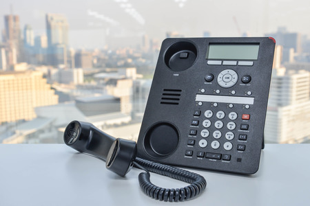 phone business: Office Phone - IP Phone technology for business