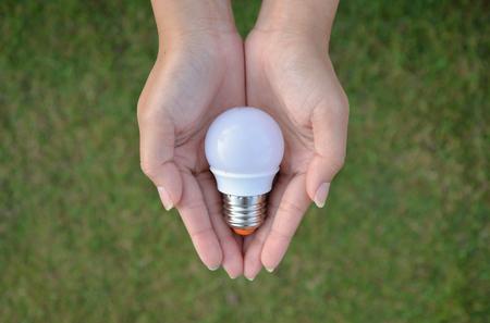 led bulb: Mini LED Bulb - saving technology in our hand