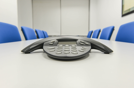 ip: IP conference phone the the meeting room
